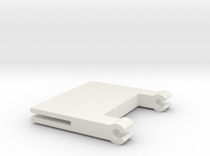 clickit hinge 3d printed
