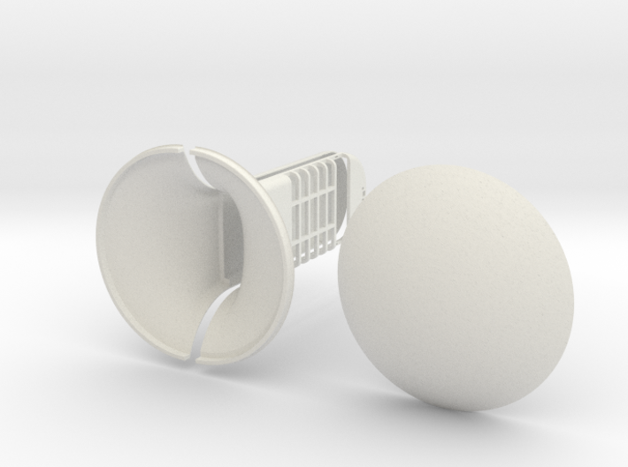 Home Phone Concept Model 3d printed