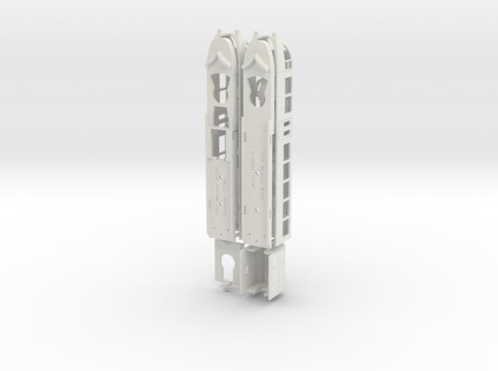 GTW 2/6 Electrisch 3d printed