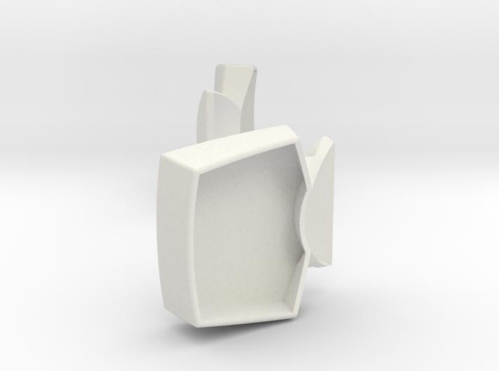 Master Pentagonal Floppy Prism CENTER MISC (PRINT 3d printed