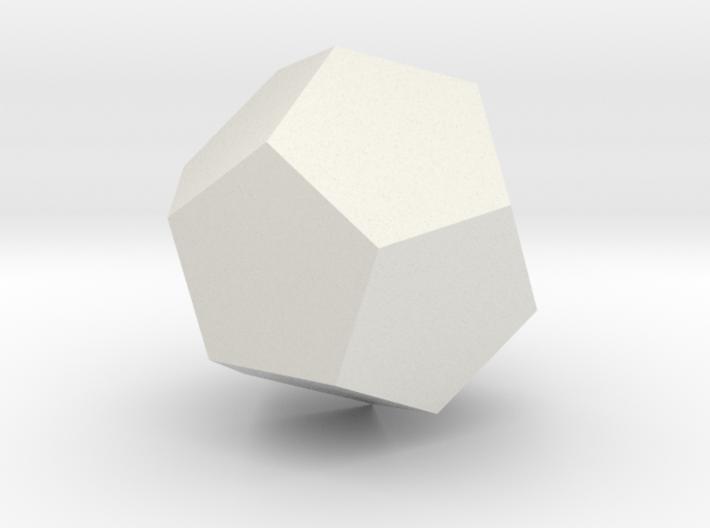 Mini Dodecahedra 3d printed