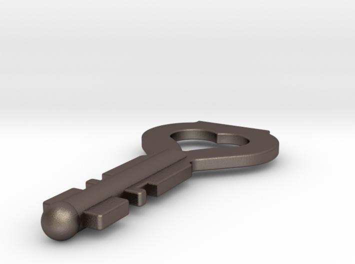 Jill Tuck's key from Saw 3d printed