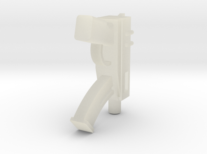Machine Pistol 3d printed