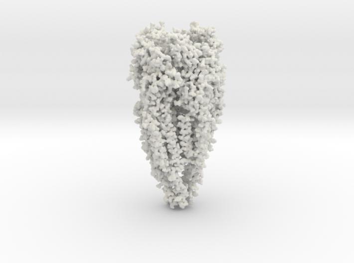 Acetylcholine Receptor - full Oligomer 3d printed