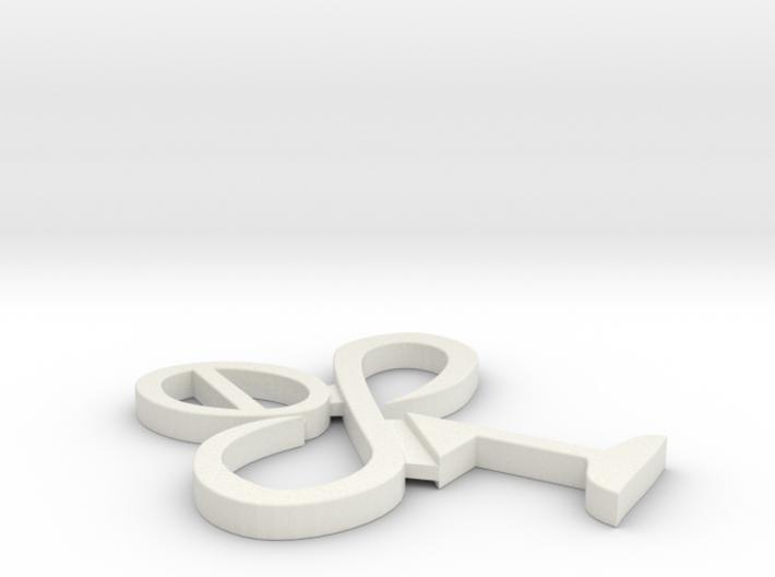 SoftwareClover 3d printed