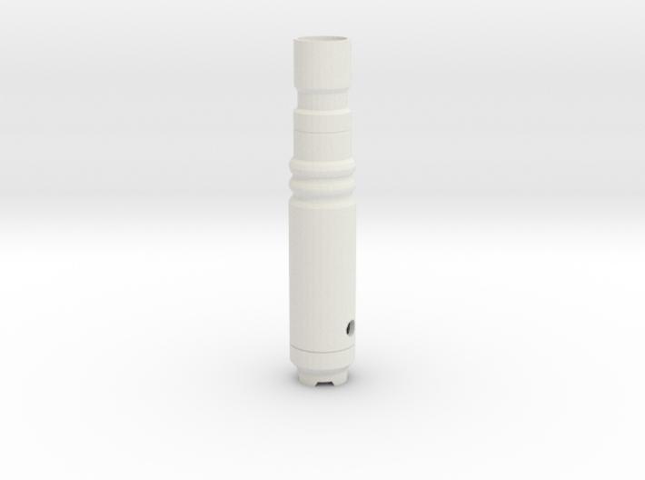 sonic body human 3d printed