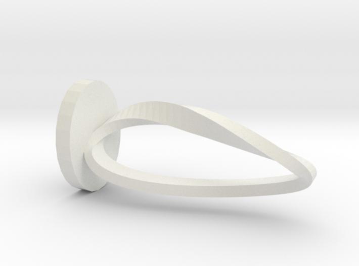Smaller Moebius 3d printed