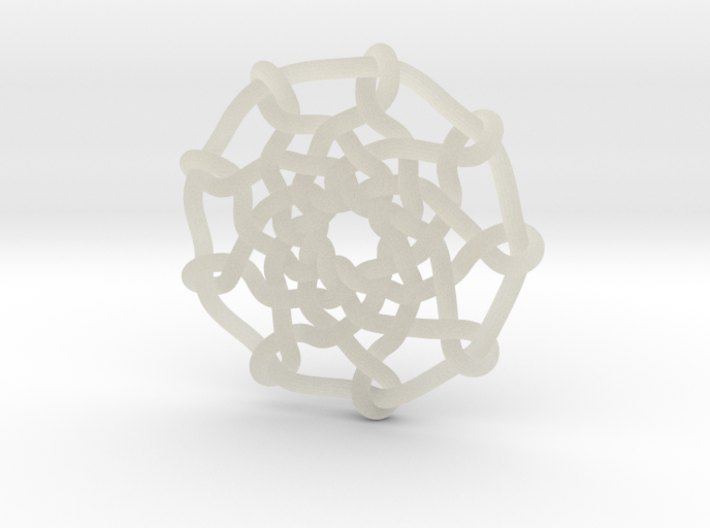 Celtic Knots 04 (small) 3d printed