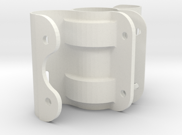 Bearing bracket 3d printed