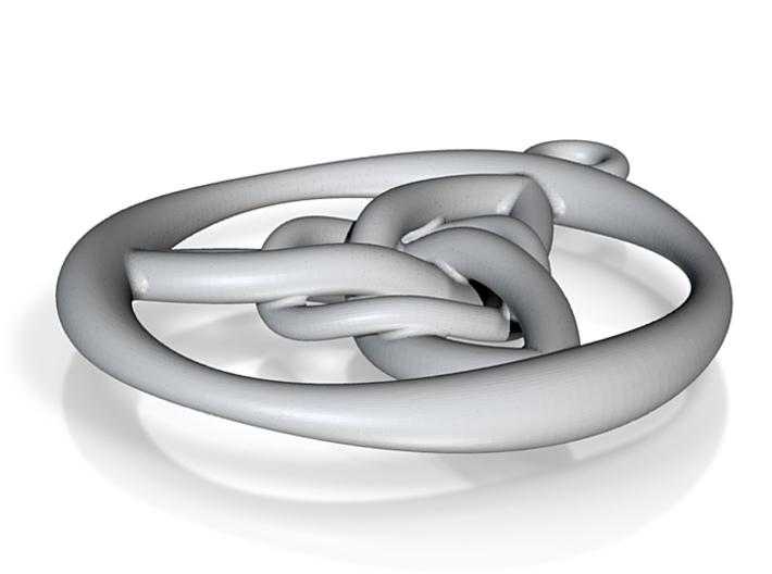 EHNisja 01, Celtic Knot Pendent 3d printed