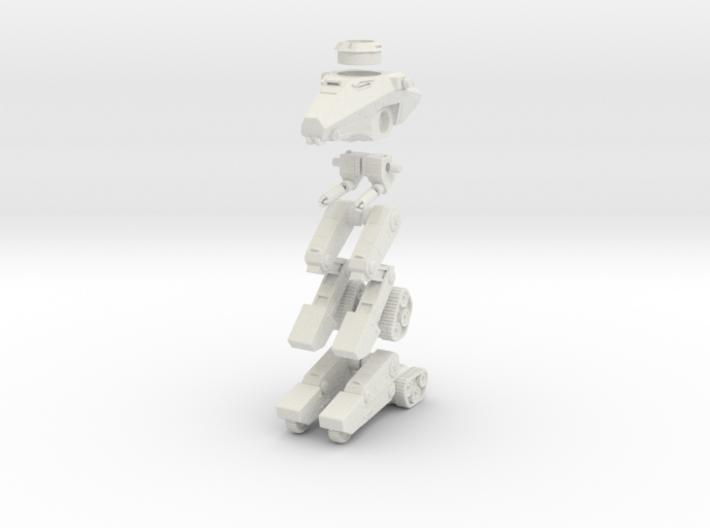 Work Sample for Company B- Valkyrie (Gear Krieg) ( 3d printed