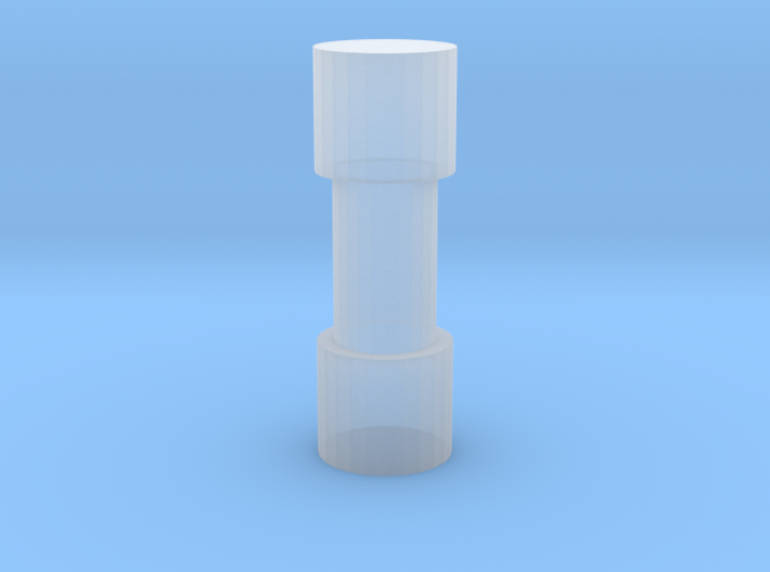 Pipe Bomb 3d printed