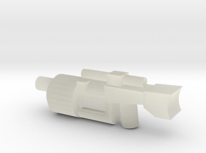 SRX Explosive Launcher 3d printed