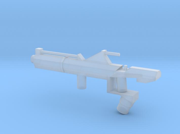 Alien Explosive Launcher 3d printed