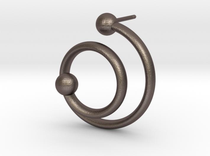 earring 3d printed