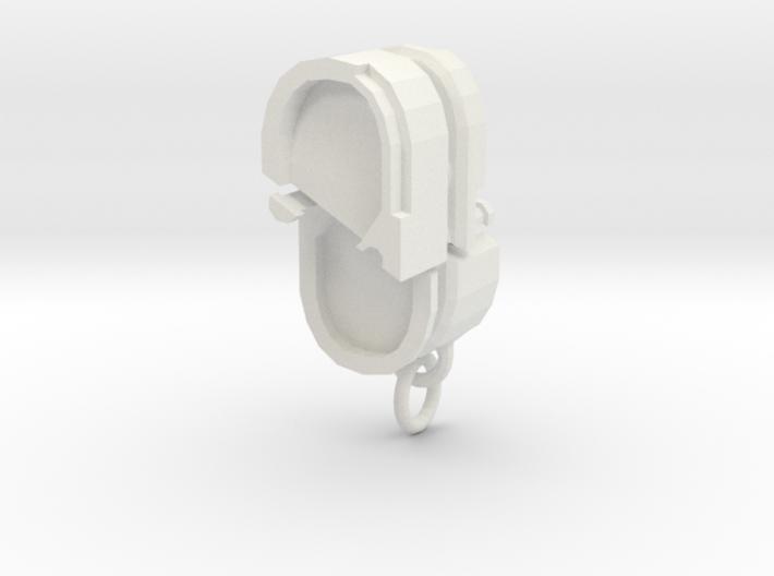 Heartbox Locket (Celtic Knot) 3d printed