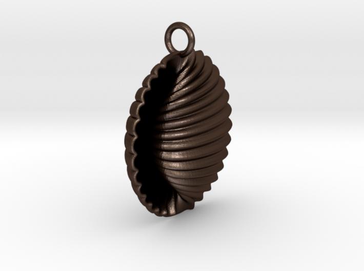 Ando Pendant 3d printed