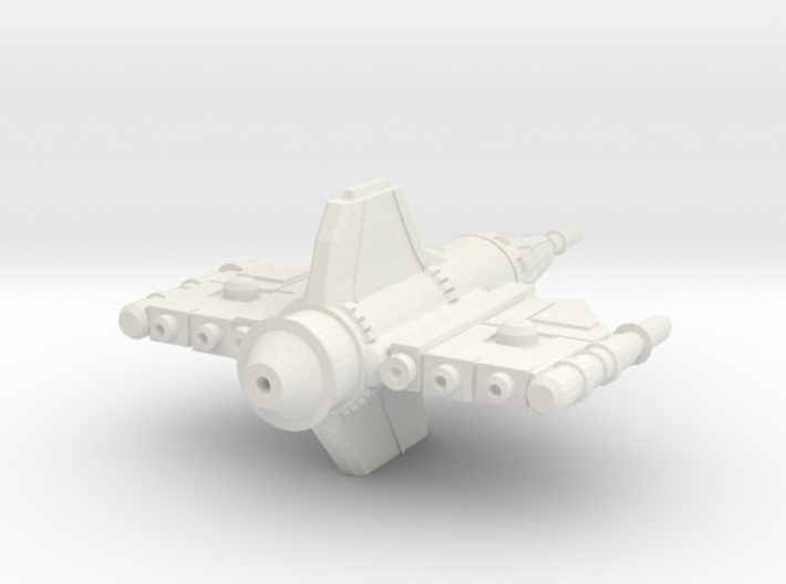 Alliance Pursuit Frigate 29mm 3d printed
