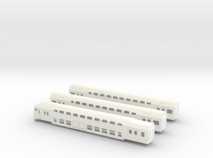 DD-AR set (1:220) 3d printed