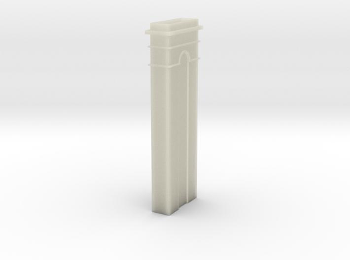 Chimney_1_MF 3d printed