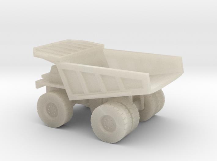 Caterpillar 797 Mining Dump Truck - Zscale 3d printed