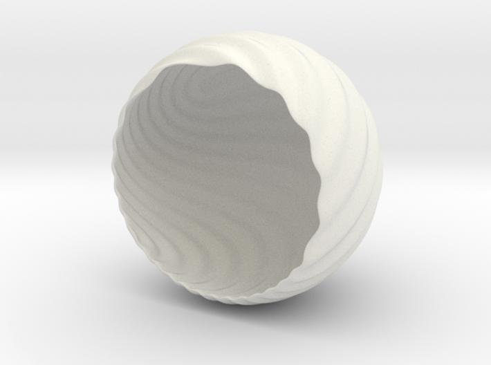 Shockwave Tea-Light Cover 3d printed