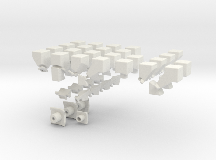 Mini 5x5x3 (order 2x) 3d printed