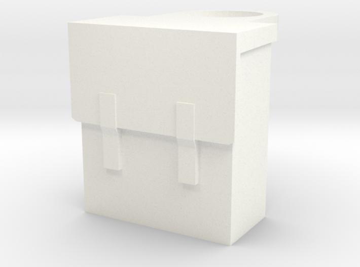 Backpack 3d printed