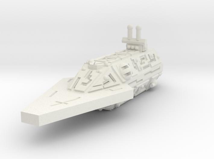 VA205 Darting Blade Transport Cruiser 3d printed