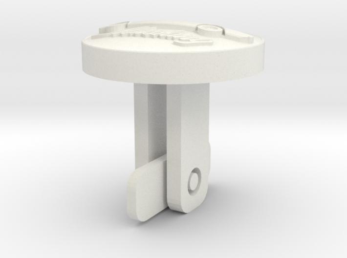 Mustang_cufflinks 3d printed