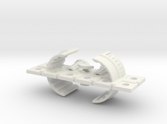 Zyphon Nettle Class Light Cruiser 3d printed
