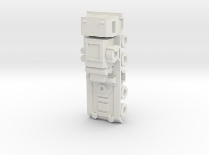 Zugmaschine 1:220 3d printed