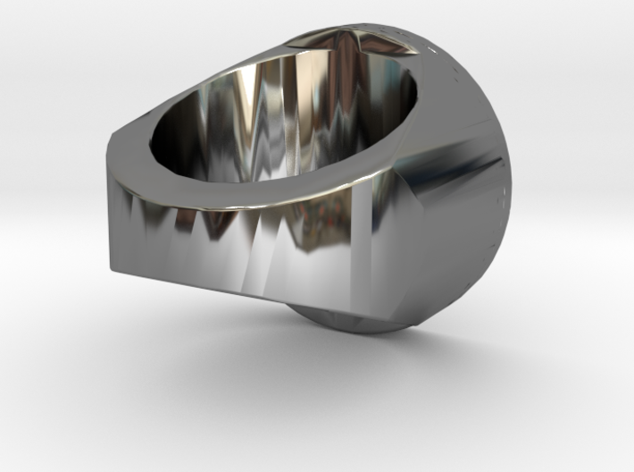 Zwet Plassers Zegelring 3d printed