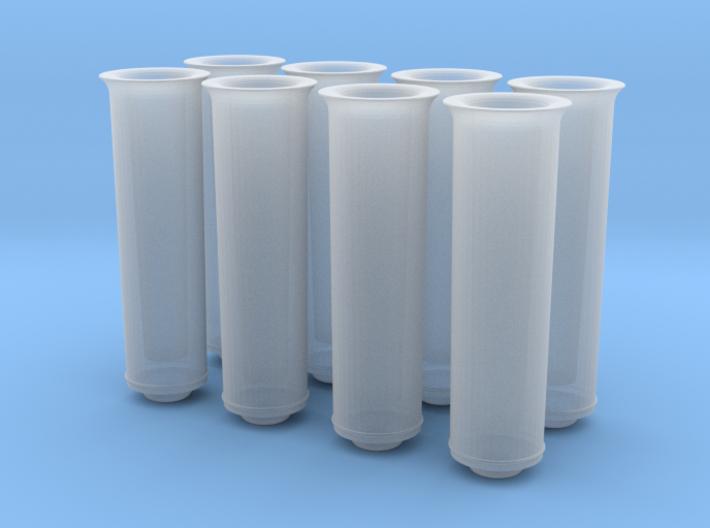 1/12 Tall Weber Velocity Stacks 3d printed