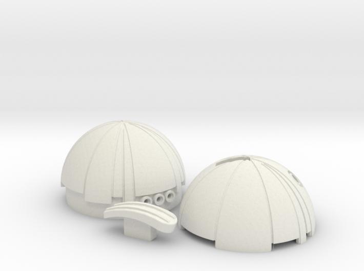 Thermal Detonator from Star Wars 3d printed