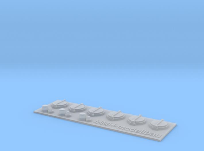 Dachzubehör 3d printed
