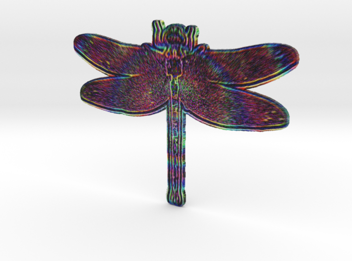 Dragonfly H 3d printed