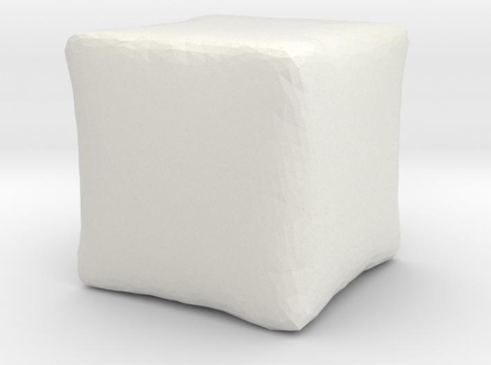 cube navigation 3d printed