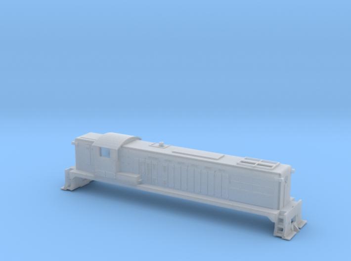 Z Scale Baldwin AS16 3d printed