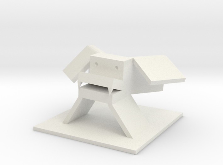 Rowdy Cubeast 3d printed