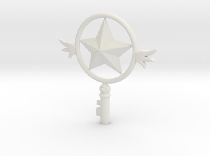 1/3 Sakura Clow key Star 3d printed