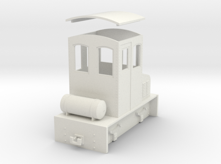 55n9 electric loco 1 3d printed
