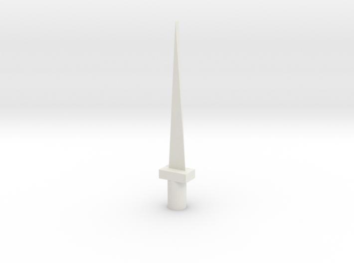 short sword 3d printed