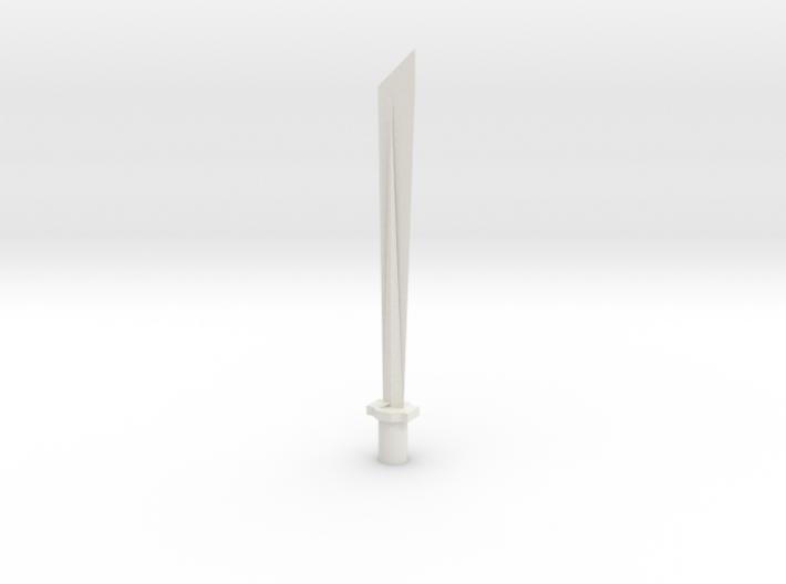 long sword 3d printed