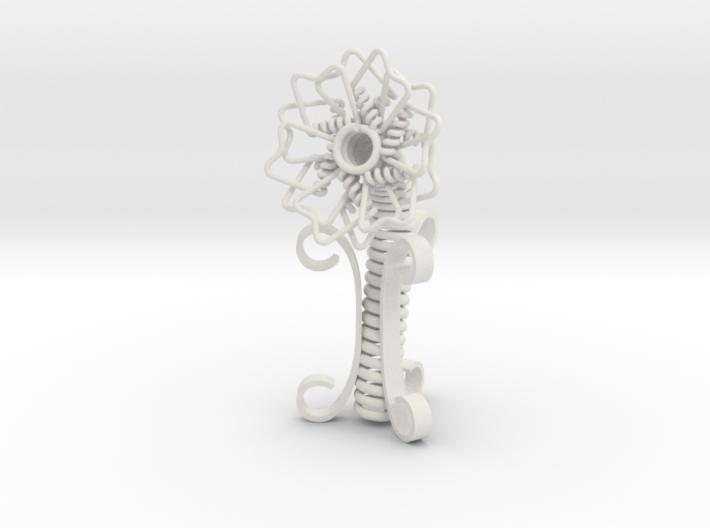 Spring Flower 3d printed
