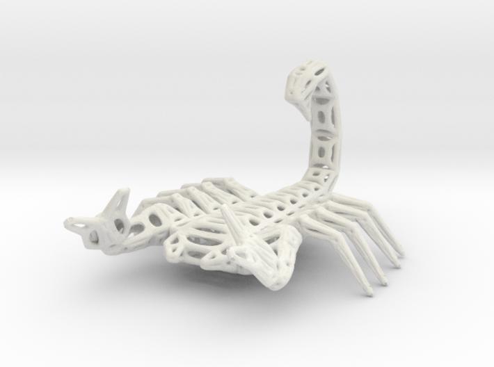 Scorpio (small) 3d printed