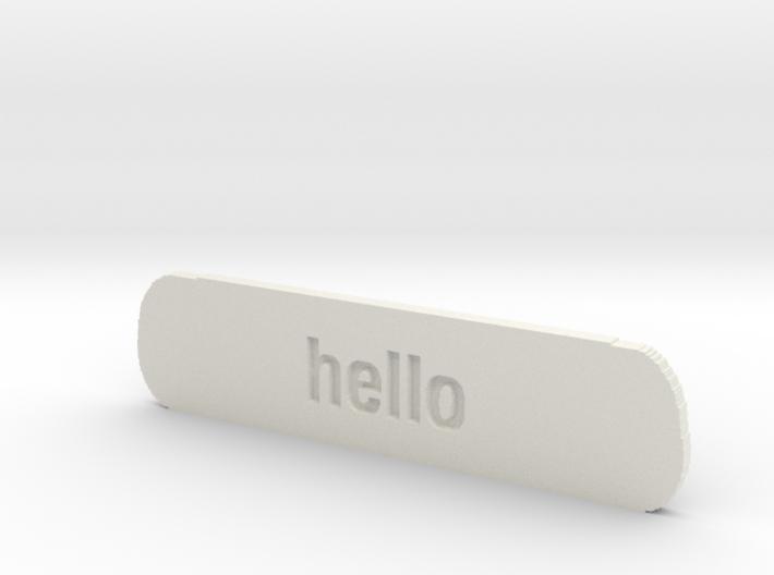 Mouse part -- Fri, 29 Nov 2013 11:16:03 +0100 3d printed