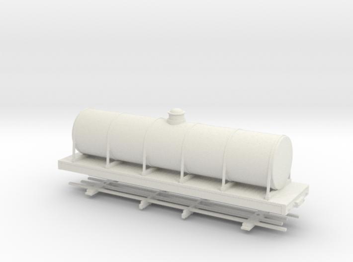 HOn30 28ft tank cat (type 1) 3d printed