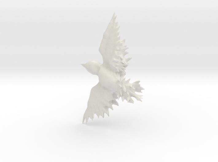 hummingbird 3d printed