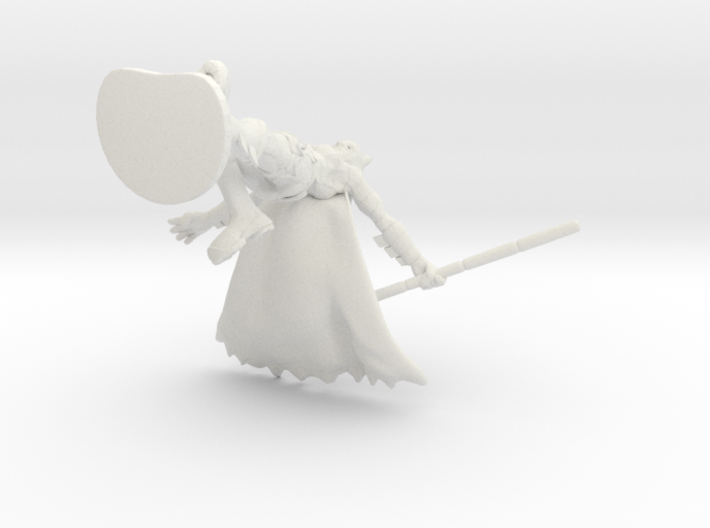 Jumpy Girl 3d printed